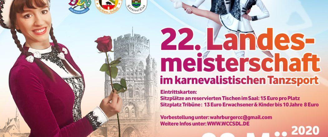 22. Landesmeisterschaft 2020